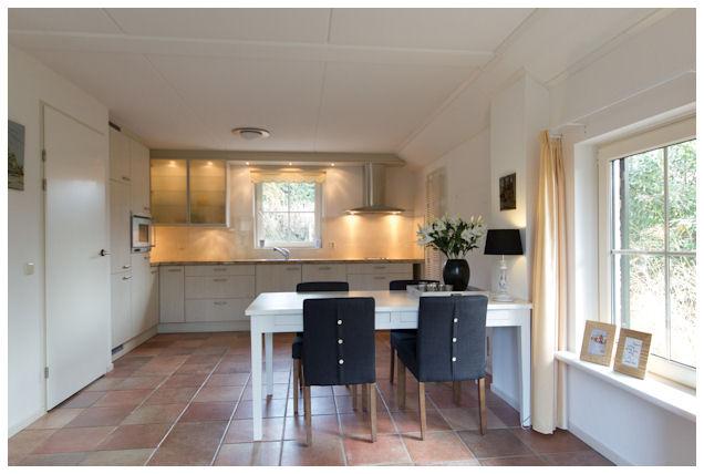 Vierkante keuken inrichten: kleine keuken kookeiland tips. kleine ...